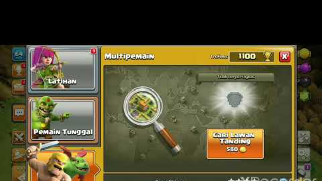 Clash Of Clans (COC FARMING BARBARIAN KING+WIZARD)