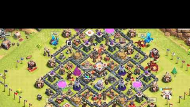 clash of clans loot attack