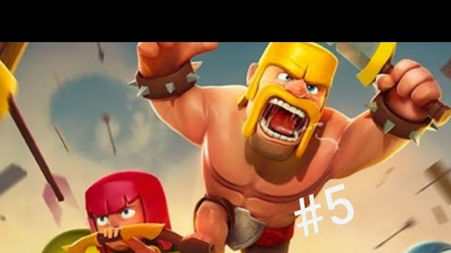 Clash of clans #5