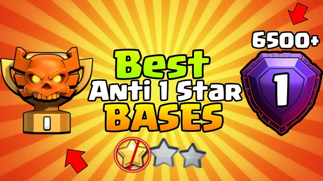 *Popular* Anti 2 Star Base Th13 | Best for CWL & Legend League + Link | Anti 2 Star | Clash of Clans
