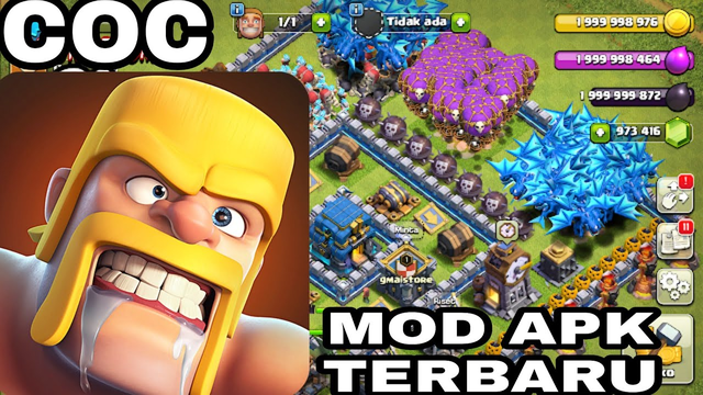 Clash Of Clans MOD APK TERBARU 2020/ COC PRIVATE SERVER FREE DOWNLOAD