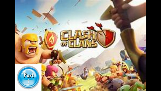 Clash Of Clans: Rush To max Part 1