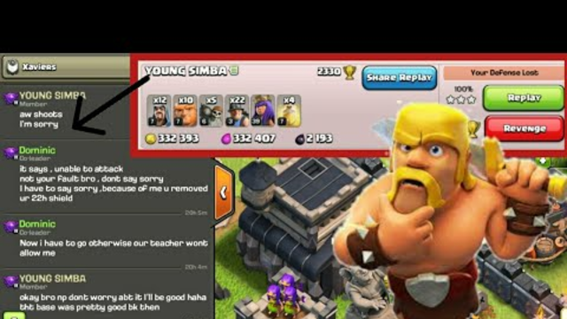 Can You Attack On Your Clanmates In Multiplayer Battles ? Clash Of Clans