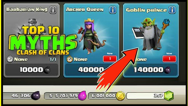 Top 10 Mythbusters in CLASH OF CLAN|Coc myth#30|Clash of clan mythbuster 2020||clash of clans