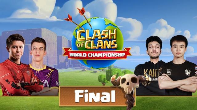 World Championship #5 Qualifier FINALS - Clash of Clans