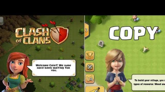 This Game Copied Clash Of Clans..