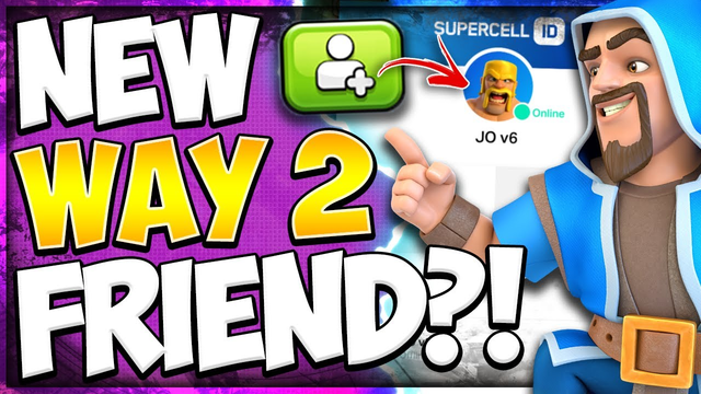 Will SuperCell ID Replace Social Tab?! How to Use Supercell ID Features in Clash of Clans