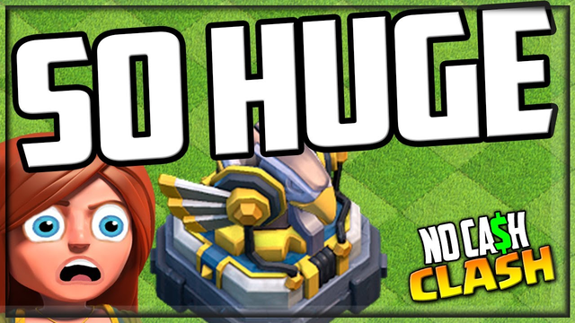 THIS is the BIGGEST Yet in Clash of Clans!