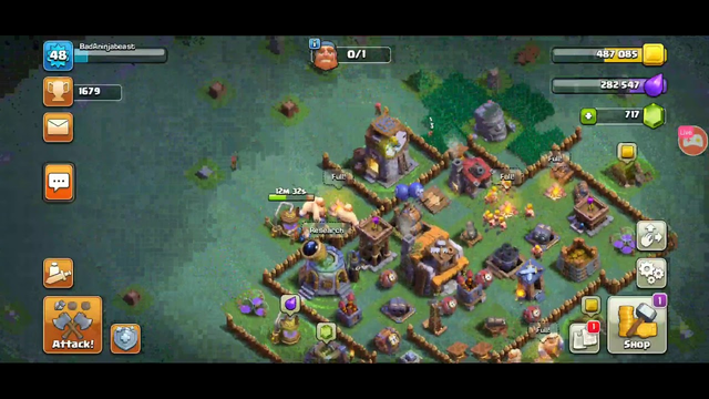 Watch me stream Clash of Clans on YouTube