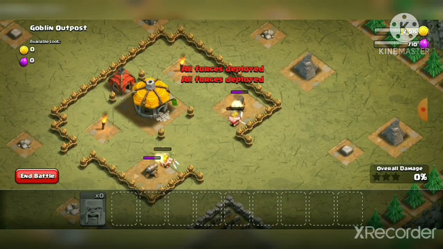 (2020) Th2 3 Stars Level 3 - Goblin Outpost - Clash of Clans