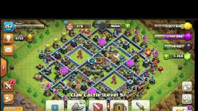 Clash of Clans Attack|Don't play the game you can never win'Alright!