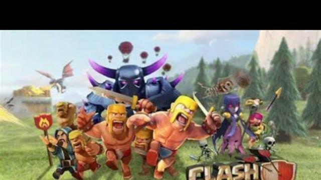 Clash Of Clans  Base Visit  | Marathi Streamer