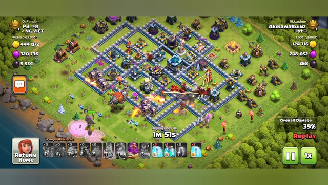 COC NEW STRATEGY!! SUPER MINION ATTACK ON TH 13! VERY POWERFUL!! - Clash of Clans