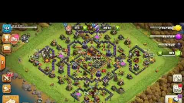 coc live road to 100 subscribers