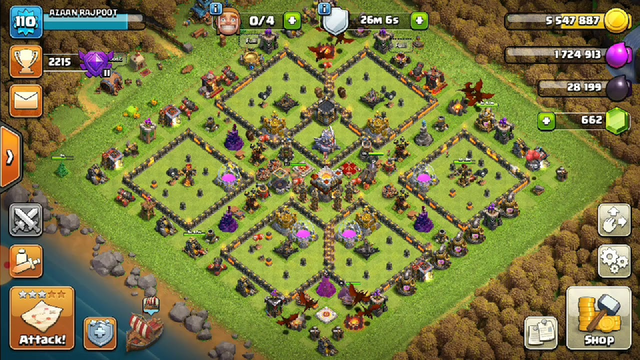 Clash Of Clans Goblin Map Series #1