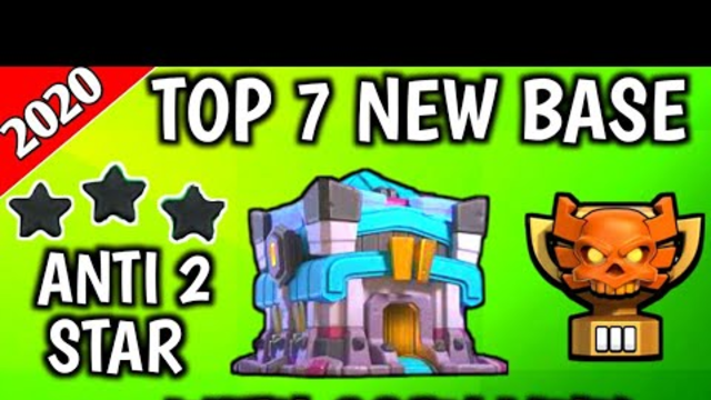 Top 7 | Th13 Base Anti Everything With Link | Town Hall 13 War Base Anti 2 Star With Copy Link - Coc