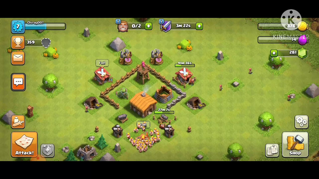 Defence, Attack, Farming Base of Th 2 in Clash Of Clans | COC |