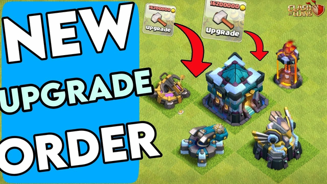 Which defence Building to upgrade first  for new town hall in clash of clans | coc | Best Guide th12