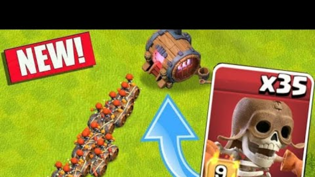 MASS SUPER WALL BREAKER DEFENCE || CLASH OF CLANS FUN