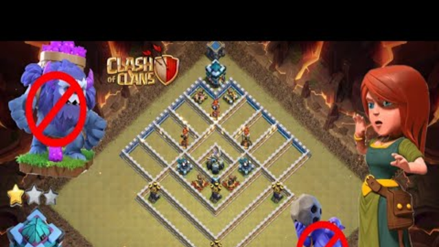 EPIC!! Town Hall(TH13) War Base with Copy Link|Clash Of Clans