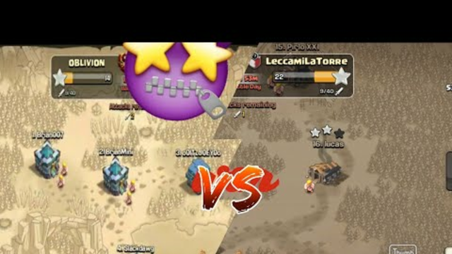 war strategy  in Coc /Clash of clans gameplay