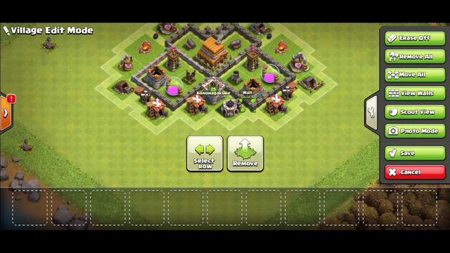 Base th 4,yang aman dan kuat:-clash of clans
