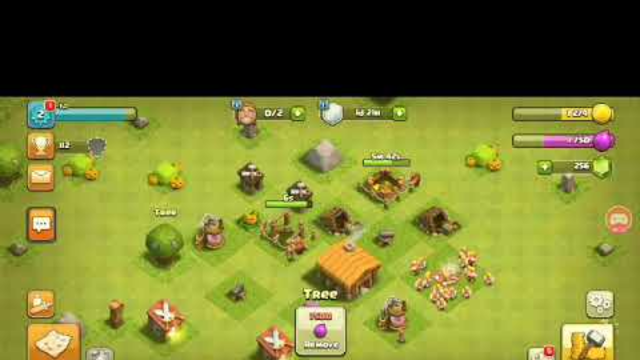 Having tarakki and giving classes in clash of clans (#1) reached townhall 3