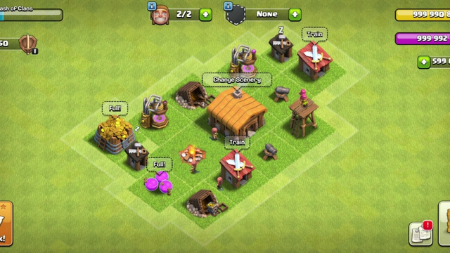 Clash of Clans Th2