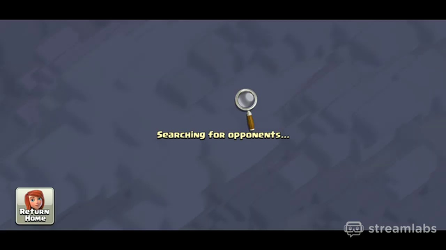 Clash of Clans - TH5 Pushing Cloud Stream - Master 2/1