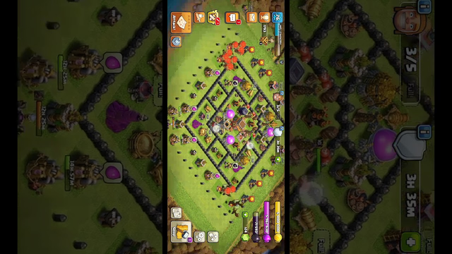 clash of clans   TOWN HALL 8 MAX   Town Hall 8