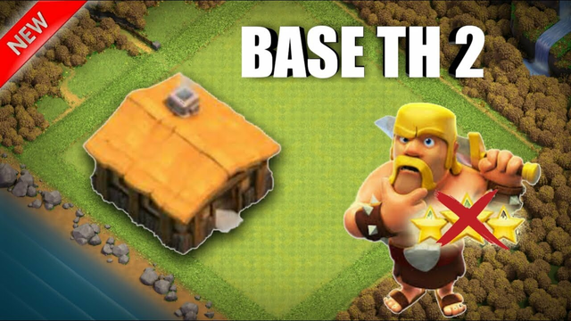 BEST TOWN HALL 2 | Clash of Clans