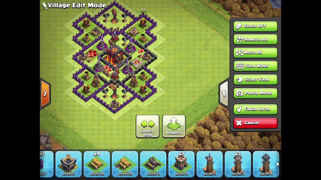 Clash of clans | good base defence