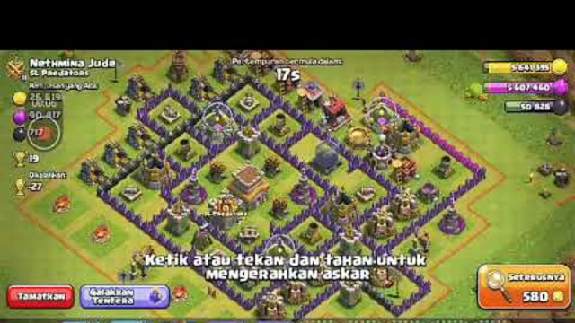 Clash of clans attack clash of clans gameplay clash of clans th 8 coc game strategy