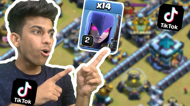 IMPOSSIBLE!! TIKTOK CLASH OF CLANS TRICKS THAT ACTUALLY WORKS