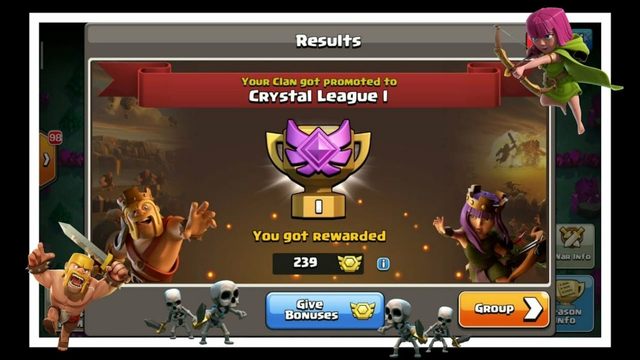 The Most Important CWL for  S.C.A. Clan ........................Clash of Clans - COC