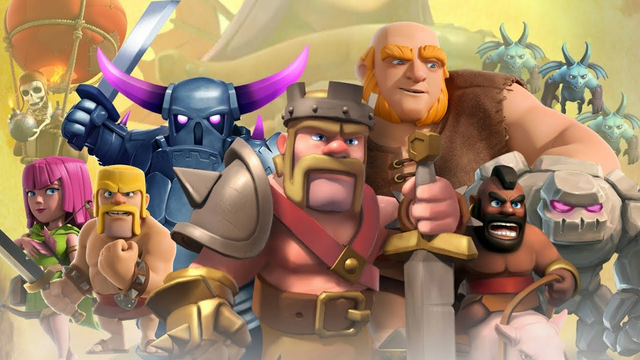 Clash of clans | TH 10 hogs and pekka attack stretagy