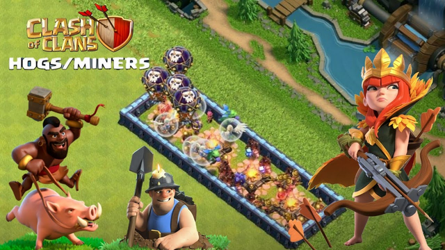 Strongest Strategy for Pushing in Legend League - QC HYBRID || Big Announcement || - Clash Of Clans