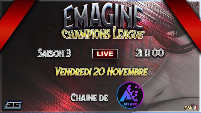 COC - ECL 3 Gros matchs en perspective - Clash of clans