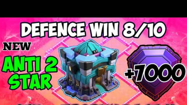 *NEW* TOP NEW Best CWL Th13 War Bases WITH LINK / RYDK Base Building / Anti 2-3 Star/ Clash of clans