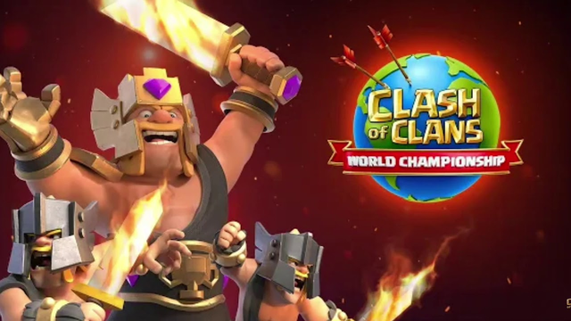 Clash of Clans champion King