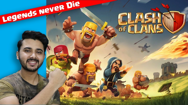 Legends Never Die - Clash Of Clans
