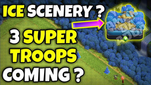 3 New Super Troops Coming In Clash Of Clans ||Clash Of Clans Winter Update||Coc December Update 2020