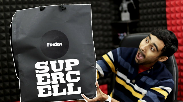 Coc Black Friday Unboxing! Coc.......Clash of Clans.....