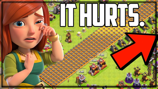 The WORST Feeling in Clash of Clans!