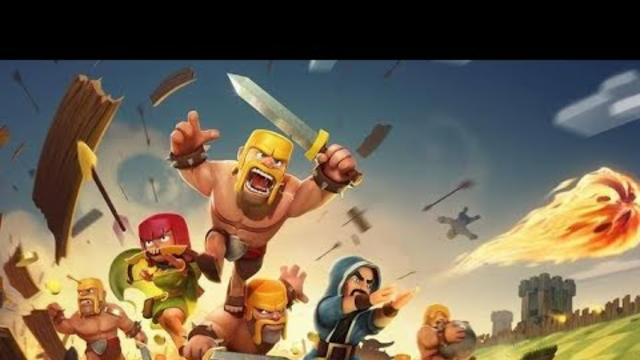 Live Clash Of Clans Attack