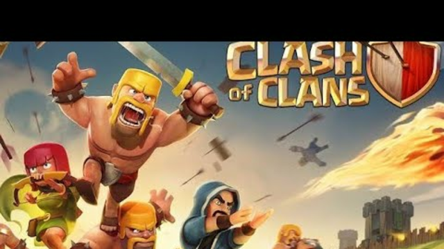 Clash of Clans Live now come and join