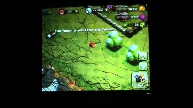 Clash of clans how to gem farm