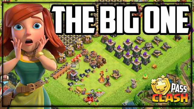 Time for the BIG ONE! Clash of Clans Gold Pass Clash #40