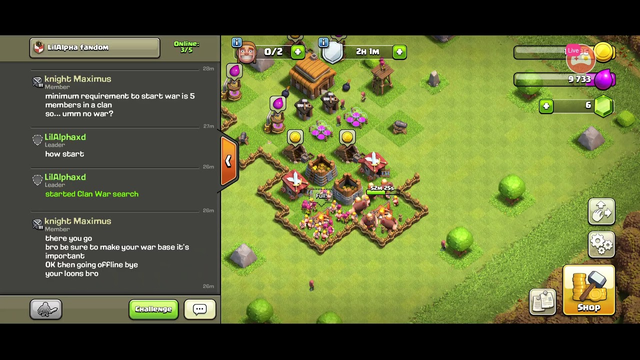 Clash of Clans Ep2 LIVE