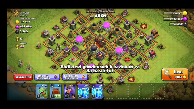 Clash Of Clans (Ganimet Kasma 2)